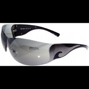 Prada Milano Logos Sunglasses SPR58F
